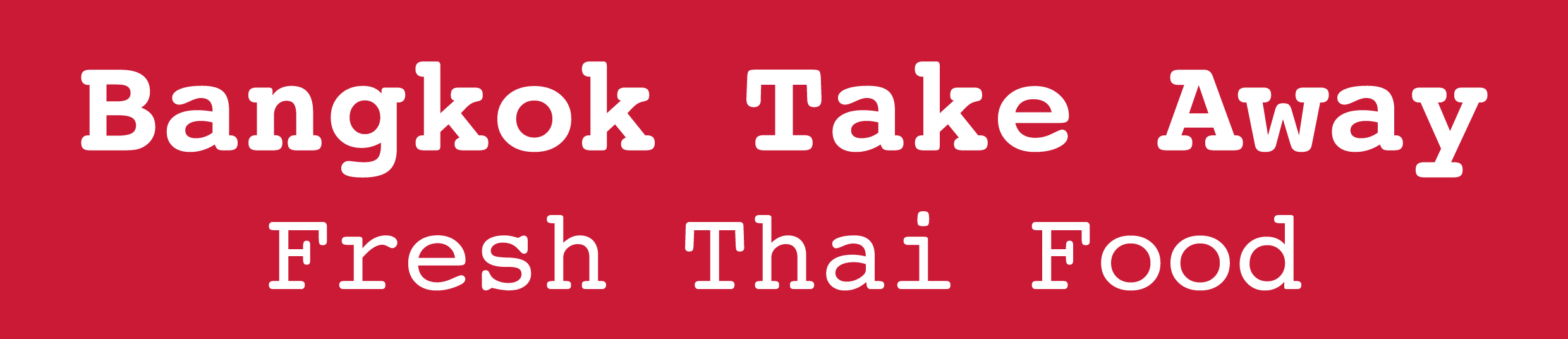 Bangkok Take Away Breda